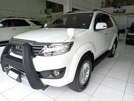 Toyota Fortuner 2.7 V Bensin 4x4 Automatic/At 2012 Super Bagus