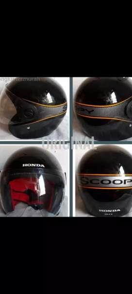 Helm Honda scoopy