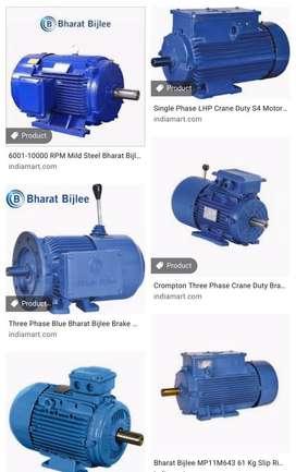 Motor winder for all type of motors