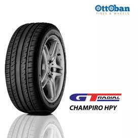 Ban GT Champiro hpy ukuran 215/45 R17 bisa buat splash ignis Avanza