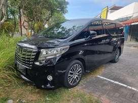 ALPHARD G PMK 2017 Mobil msh terawat