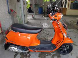 Vespa murah S150 3vie orange