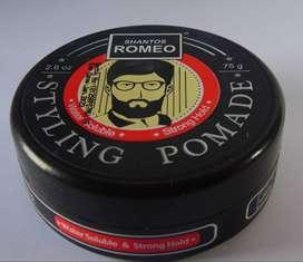 Shantos Romeo Styling Pomade Waterbased