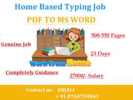 Hello !! Are You Searching Genuine Work With Genuine Income