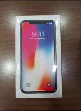 Killer Price Pin pack Iphone X silver 256 GB
