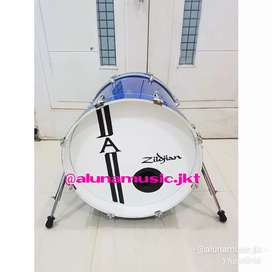 Kick bass drum custom 18 inch
