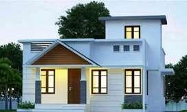 Small spacious house