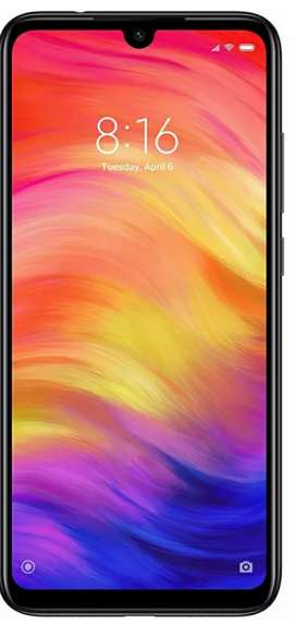 ONLY 4 MONTH OLD Mi Note 7 (3Gb 32Gb)
