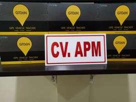 GPS TRACKER gt06n lacak posisi kendaraan dg akurat+server