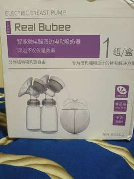 Real Bubee electric breast pump