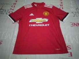 Jersey Manchester United Original Anak