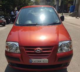 Hyundai Santro Xing GL Plus, 2012, Petrol