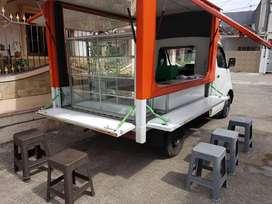 Jual murah MOKO (Mobil Toko) Gran Max 2012 manual