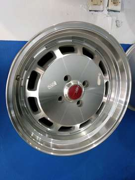 Velg racing nemesis ring 17 for wulling ,avanza