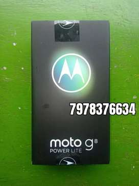 Motorola G8 Power Lite(4GB/64GB Blue)