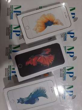 Sealed iPhone 6S 64GB with warranty