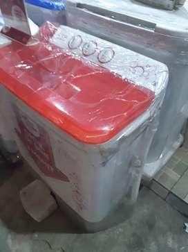 Mesin Cuci 2 Tabung, Bisa Di Cicil Tanpa Kartu Kredit