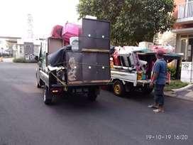Jasa pindahan sewa pick up dan truk dz