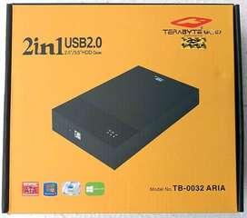 2 in1 USB DISK DRIVE