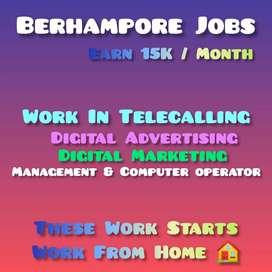 Berhampore job