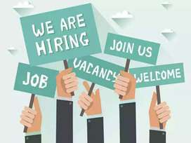 OFFICE STAFF REQUIRED MALE/FEMALE