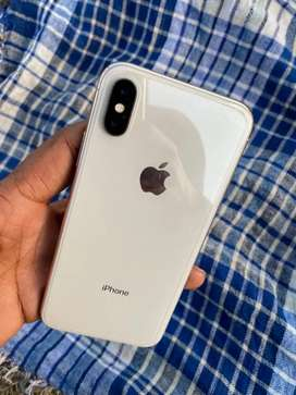 iPhone x best condition like new