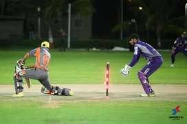 BLAZE LED Flashing Cricket Stumps/ Wickets First time in Pakistan