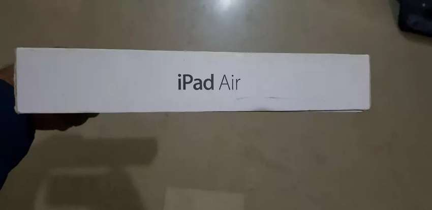 iPad air came from abroad working perfect