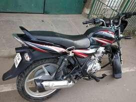 Discover 125cc, disc break