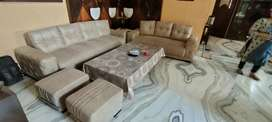 Sofa Set with cuisions