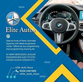 Elite auto (key programming meter revers)
