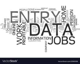 how to earn money at home,data entry job for men and women