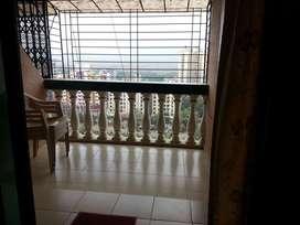 1bhk *Balcony* Flat for sale in Puraniks Rumah Bali Ghodbunder Thane.