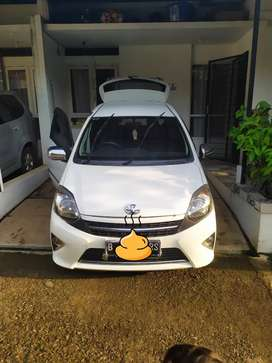 Jual Mobil Agya Type G Automatic 2014