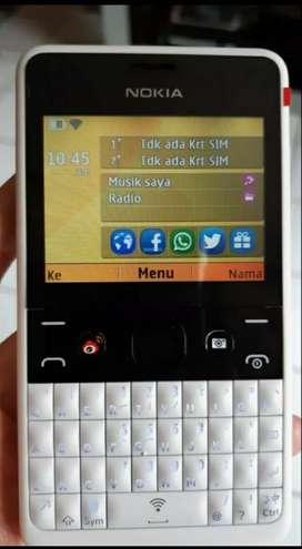 Nokia asha 210 kondisi normal
