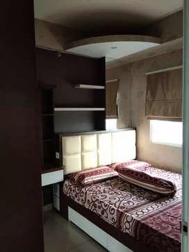 Sewa apartemen green pramuka unit bersih type Studio harga Murah @JKT