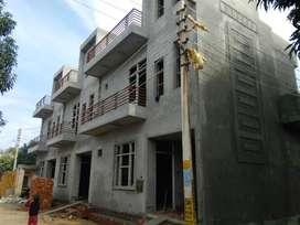 85 YARD BEST NEW DUPLEX HOUSE 35 LAC EACH( GANGA NAGAR NEAR TO IIMT)