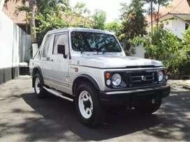 Suzuki Jimny Caribian 2006, KM +/- 7300 (tujuh ribu tiga ratus)