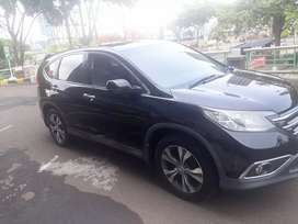 Honda CRV 2013 2,4 mdl prestige AT hitam Tgn 1 full orsnl sgt Istimewa