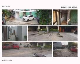 Dijual Cepat Rumah Kos Kosan Area Binus Kemanggisan Jakarta Barat