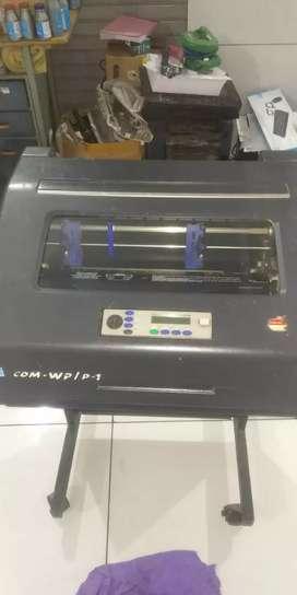 Line metrix printer