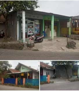 Rumah dan kios lokasi strat
