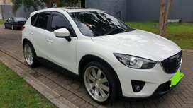 Mazda CX5 2012 Touring 2.0 Skyactive Putih