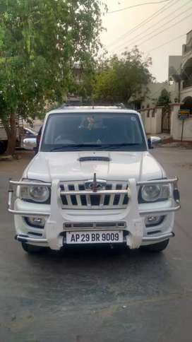 Mahindra Scorpio 2012 Diesel Good Condition