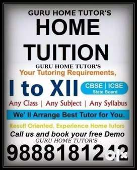 Home Tuition Tuitor