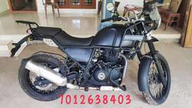 Good condition well maintained Himalayan