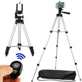 Bluetooth  Tripod Stand Available