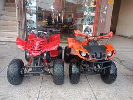 150cc Atv Quad 4 Wheels Bike Deliver In All Pakistan
