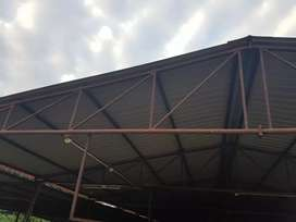 Shed for sale heavy material.. immediate sale