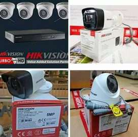 TERMURAH paket CCTV  Online Hp Kamera Terpasang Di lokasi anda